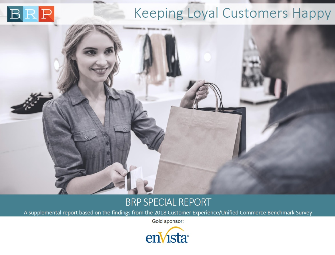 BRP Report_Keeping Loyal Customers Happy cover