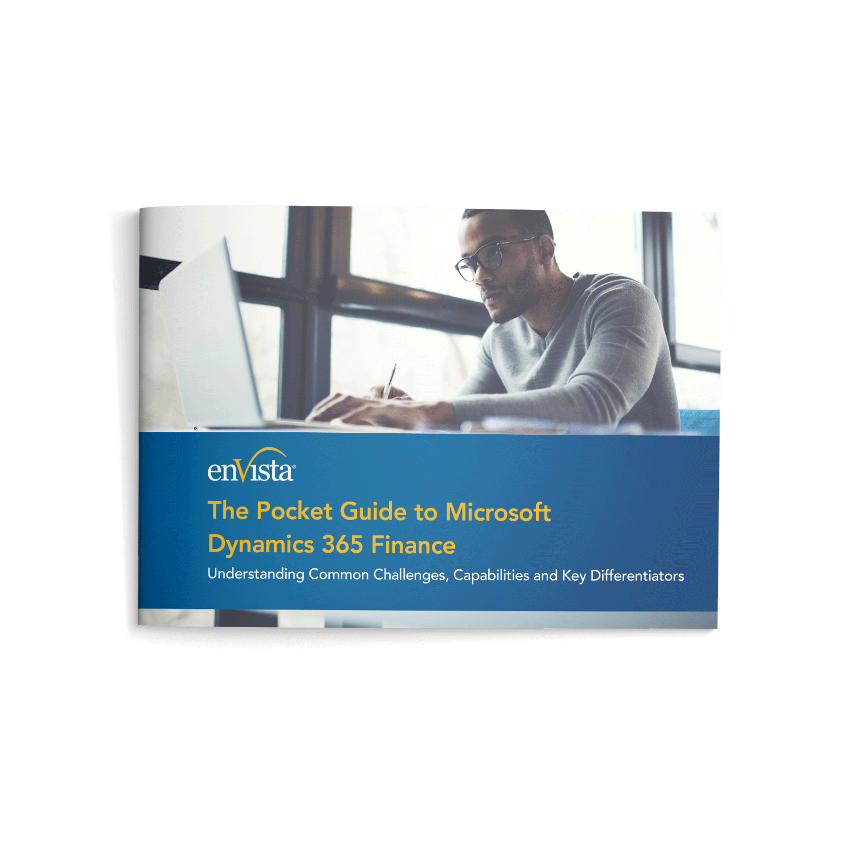 The Pocket Guide to D365 Finance cover image