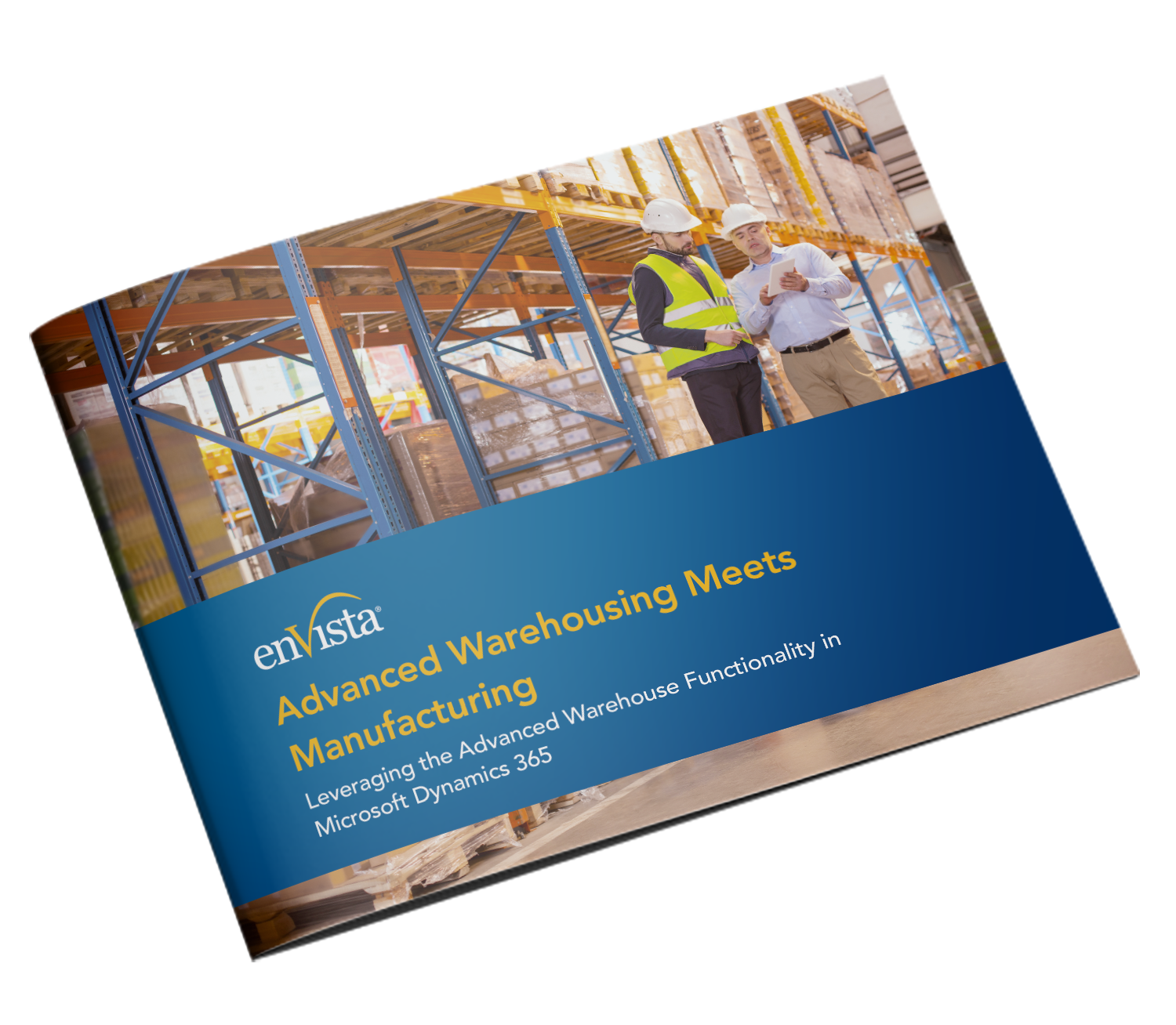 Advanced Warehouse Meets Manufacturing White Paper Cover