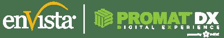 enVista and ProMat logos