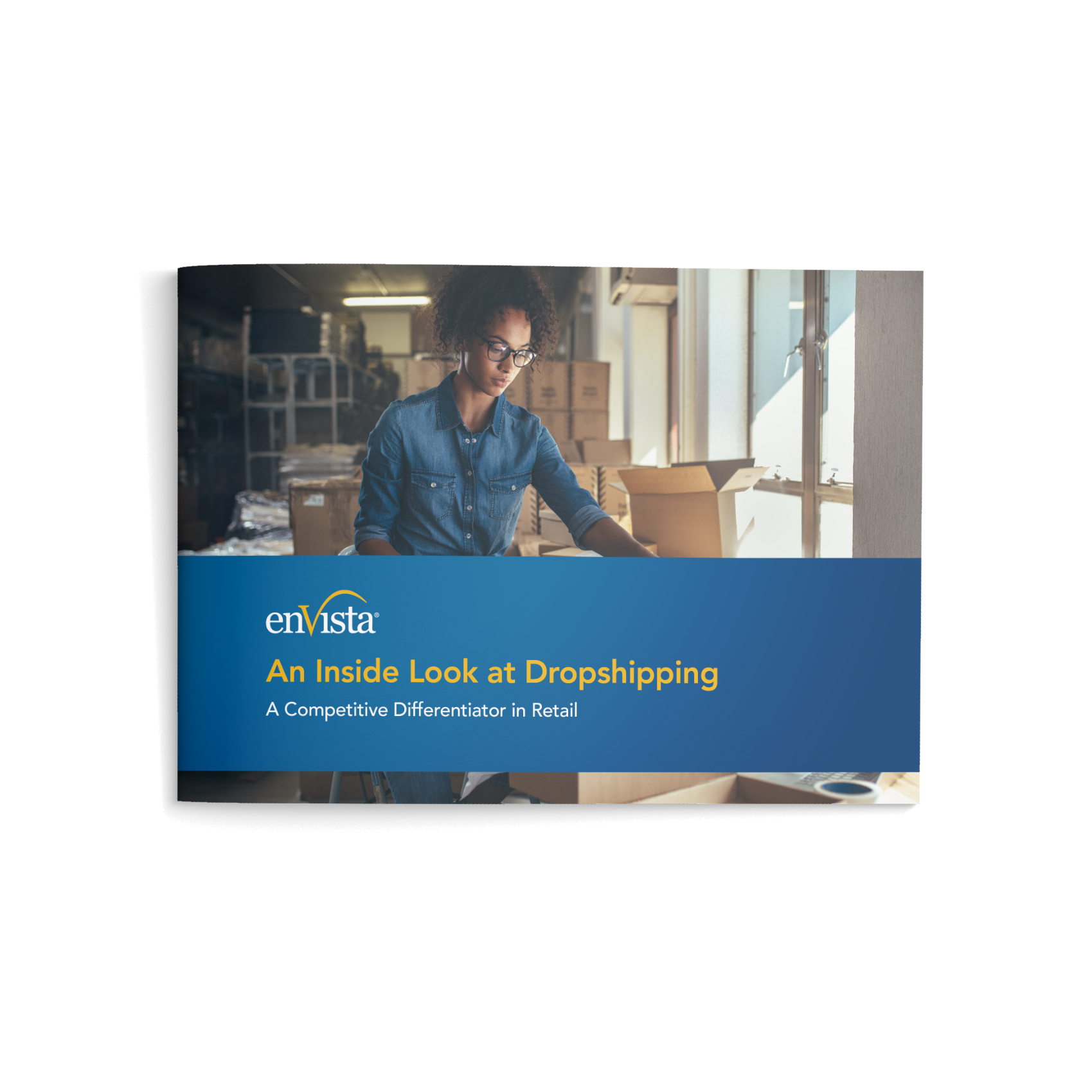 Cover Image An Inside Look at Dropshipping