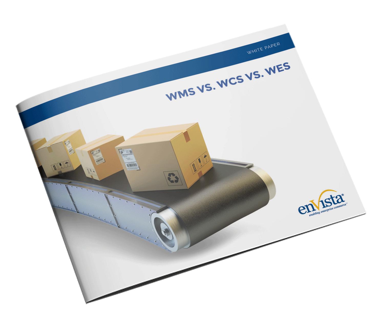 WMS vs. WCS vs. WES White Paper Cover