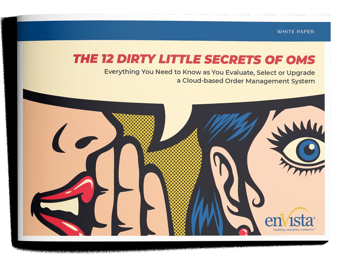 dirty little secrets order management system